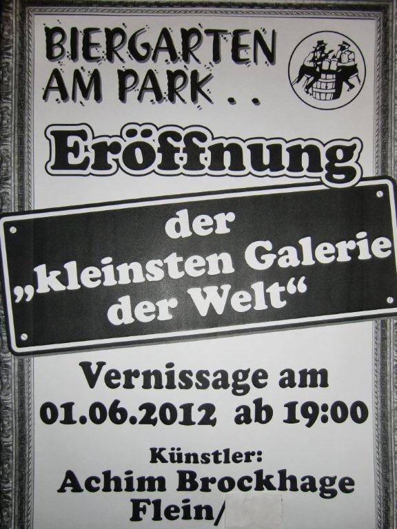 Biergarten am Park